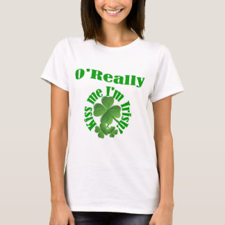 O'Really, Irish surname T-Shirt