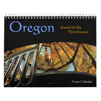 Oregon 2010 Calendar