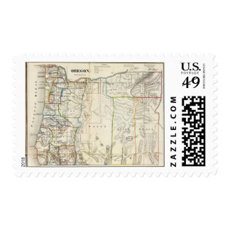 Oregon 2 postage