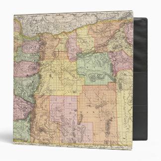Oregon 3 binder
