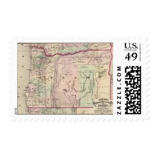 Oregon 5 postage
