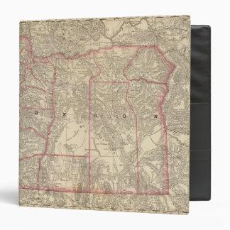 Oregon 6 3 ring binder
