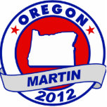 Oregon Andy Martin Photo Cut Out
