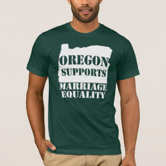 Oregon apoya igualdad de la boda playera
