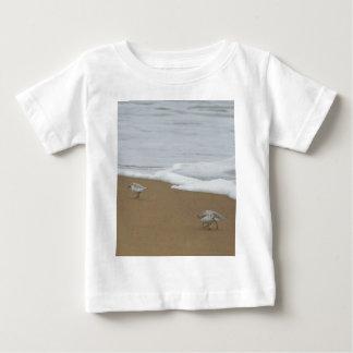 Oregon Beach & Sanderlings Baby T-Shirt