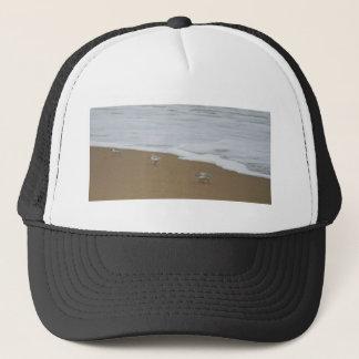 Oregon Beach & Sanderlings Trucker Hat