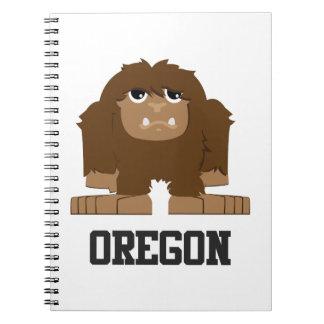 Oregon Bigfoot Notebooks