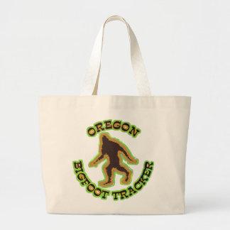 Oregon Bigfoot Tracker Tote Bag