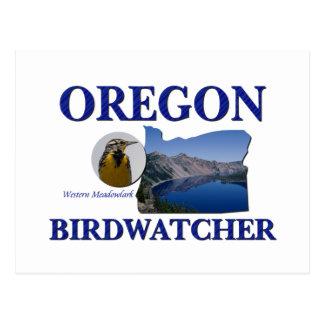 Oregon Birdwatcher Postcard