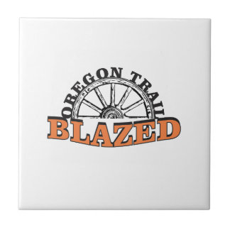oregon blazed tile