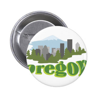 Oregon Button