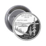 Oregon Button