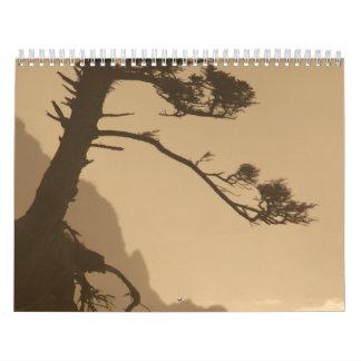 Oregon Calendar