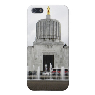 Oregon Capitol Cover For iPhone SE/5/5s