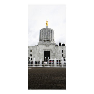 Oregon Capitol Custom Rack Card