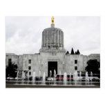 Oregon Capitol Postcard