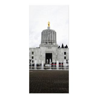 Oregon Capitol Rack Card