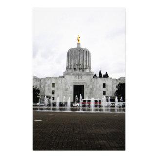 Oregon Capitol Stationery