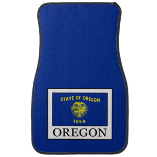 Oregon Car Mat