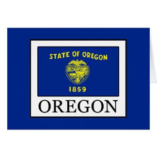 Oregon Card