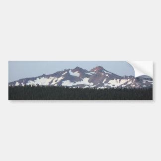 Oregon Cascades Bumper Sticker