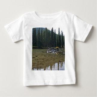 Oregon Cascades, Devils Lake Baby T-Shirt
