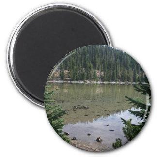 Oregon Cascades, Devils Lake Fridge Magnets