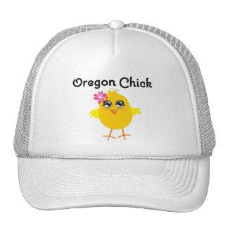 Oregon Chick Trucker Hat