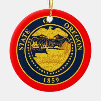 Oregon* Christmas Ornament