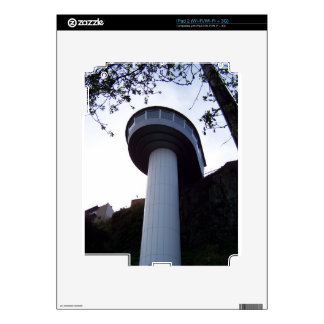 Oregon City Elevator Decal For iPad 2