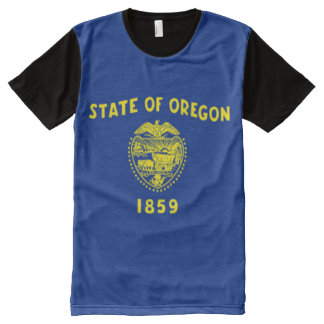 Oregon city flag Shirt