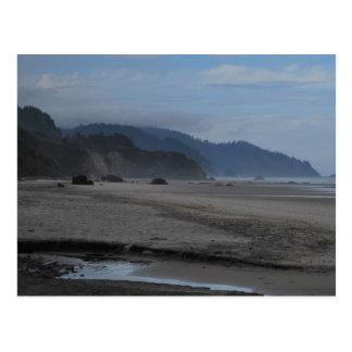 Oregon Coast Beauty Postcard
