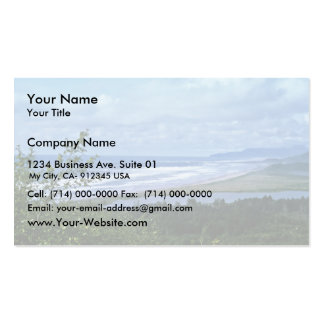 Oregon Coast Double-Sided Standard Business Cards (Pack Of 100)