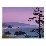 Oregon coast, Ecola State Park, Oregon Postcard