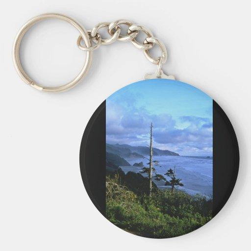 Oregon Coast Keychains