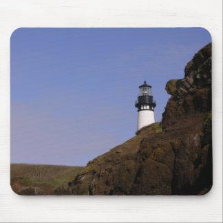 Oregon Coast Lighthouse Mouse Pad