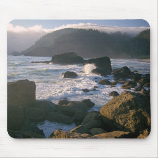 Oregon coast mouse pad