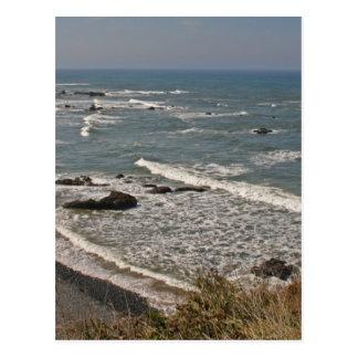 Oregon Coast near Strawberry Hill Postcards