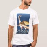 Oregon Coast Octopus T-Shirt