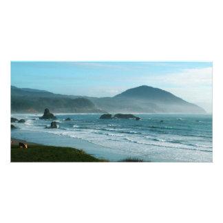 Oregon Coast Photo Card