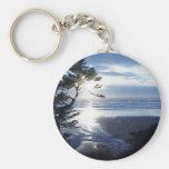 Oregon Coast Products Basic Round Button Keychain