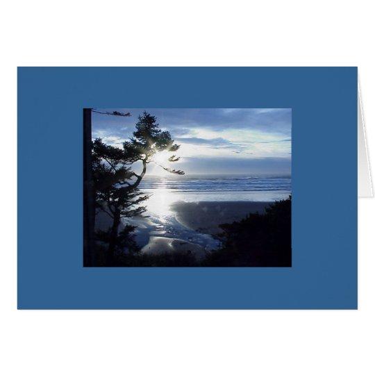 Oregon Coast Products Card