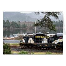 Oregon Coast Scenic Railroad Cow Engine