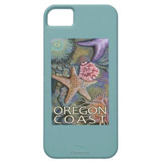 Oregon Coast Tidepool iPhone 5 Case