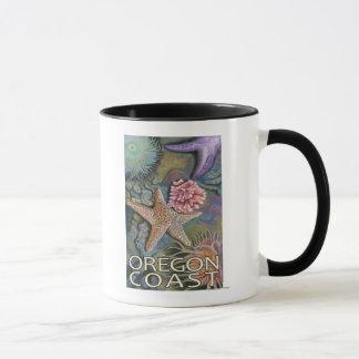 Oregon Coast Tidepool Mug