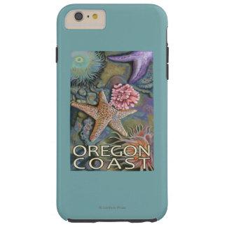 Oregon Coast Tidepool Tough iPhone 6 Plus Case