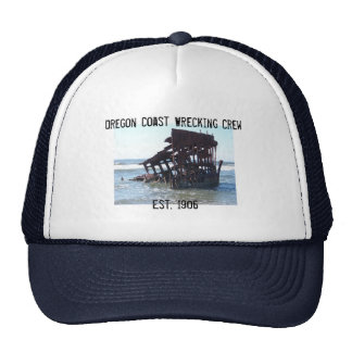 Oregon Coast Wrecking Crew Trucker Hat