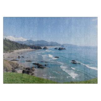 Oregon Coastal Viewpoint Cutting Board