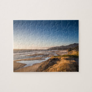Oregon Coastline | Beach Jigsaw Puzzle