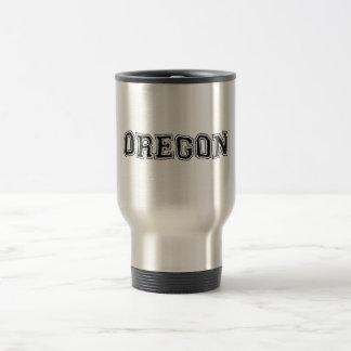 OREGON - College Distort - Mult Products Mug